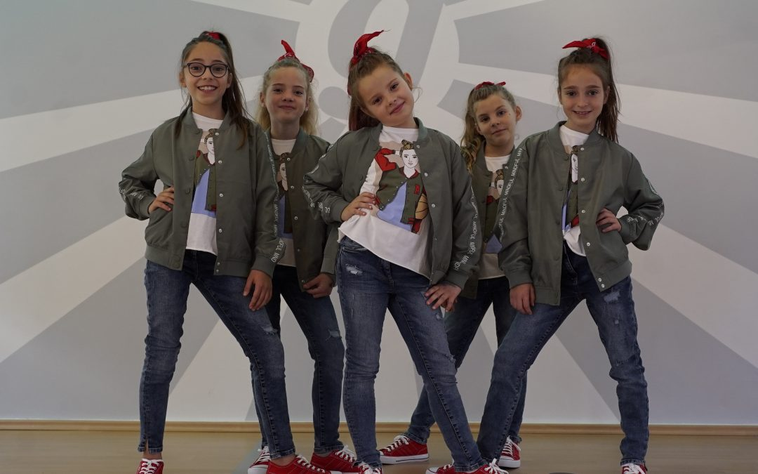 "2. Platz für unsere Small Group Kids – ""Little Gregoris"""
