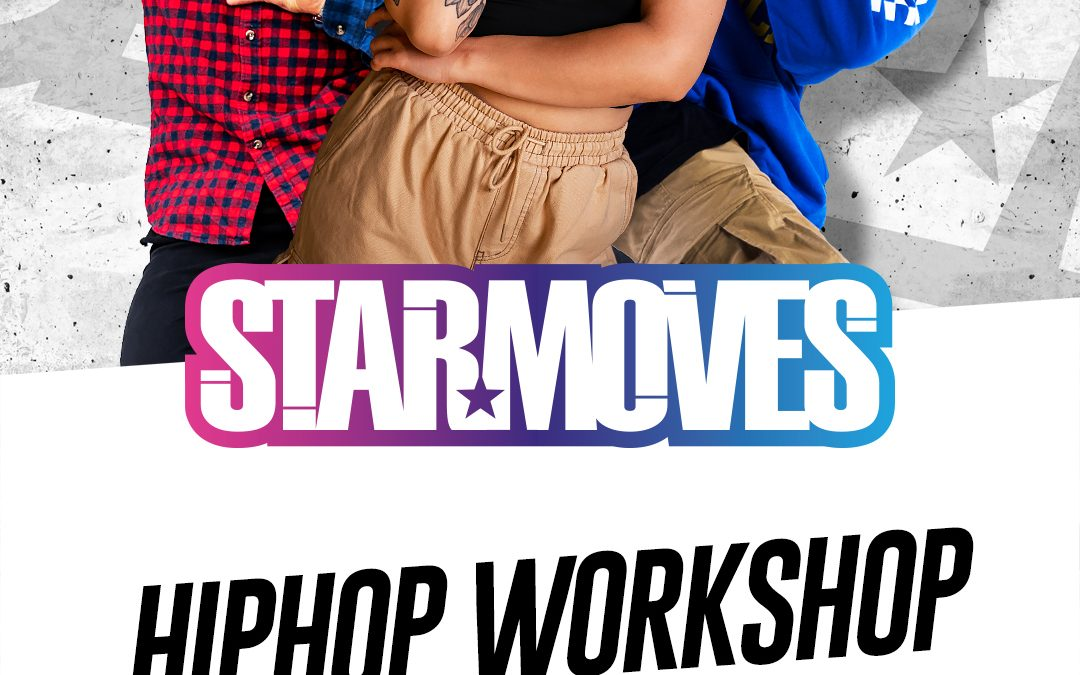 Starmoves HipHop Workshop am 14.11.21